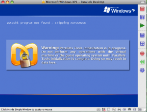 Windows Error #1